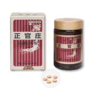 正官庄 高麗紅参錠 380錠 【第3類医薬品】)
