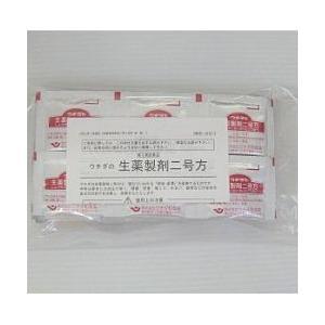ウチダの生薬製剤二号方 2g×60包×2袋(120包) 【第2類医薬品】|ikawayakuhin