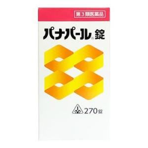 ホノミ漢方 パナパール錠 240錠 【第3類医薬品】|ikawayakuhin