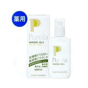 プローラ薬用ウォ−タージェル 150ml (携帯サンプル付)|ikawayakuhin