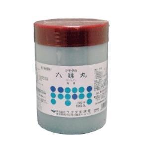 【第2類医薬品】ウチダの六味丸 500g(5000丸)【計量スプーン付き】|ikawayakuhin