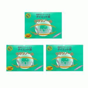 サラシノール お茶 3g×30包(3箱セット)+おまけ6包付き 送料無料※北海道除く|ikawayakuhin