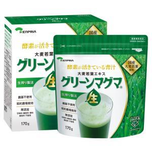グリーンマグマ 170g 国産 大麦若葉 麦緑素