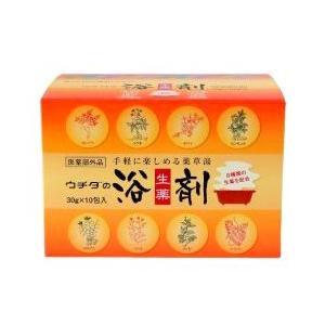 ウチダの浴剤 30g×10包入|ikawayakuhin
