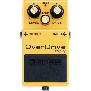 BOSS OD-3 (OverDrive) 【期間限定★送料無料】 【ポイント5倍】