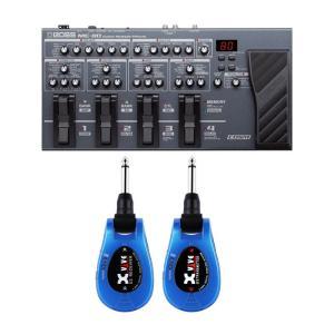 BOSS ME-80 + PSA100S2 + XV-U2 Digital Wireless [Bl...