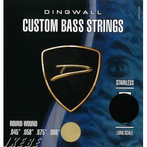 DINGWALL CUSTOM BASS STRINGS [STAINLESS 4ST] SET R...