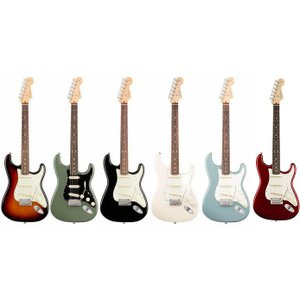Fender American Professional Stratocaster (Rosewoo...