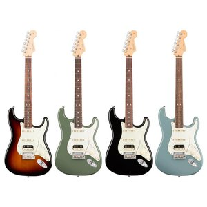 Fender American Professional Stratocaster HSS Shaw...