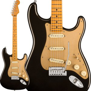 Fender American Ultra Stratocaster (Texas Tea/Mapl...