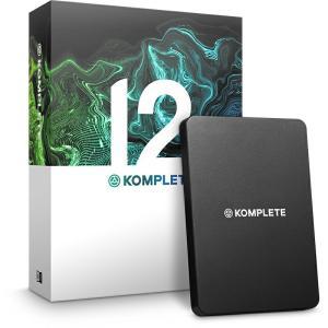 Native Instruments KOMPLETE 12 UPD
