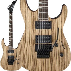 Jackson X Series Soloist SLX Zebra Wood (Natural) 【特価】|ikebe-revole