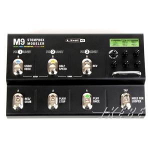 Line6 M9 Stompbox Modeler 【特価】