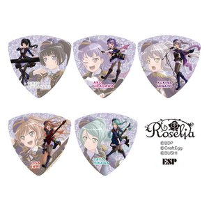 ESP Collaboration Pick Series Roselia×RAISE A SUIL...