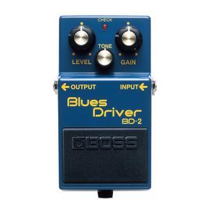 BOSS ボス エフェクター / BD-2〈Blues Driver〉(オーバードライブ) / 期間限定送料無料 / ポイント5倍|ikebe