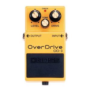 BOSS ボス エフェクター / OD-3 〈Over Drive〉 オーバードライブ / 期間限定...