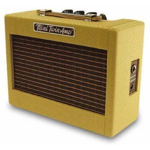 57 Twin-Ampの伝統的なスタイルと伝説的なデザインを再現したこのポータブル・ヘッドフォン・ア...
