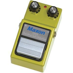 OSD9は、'77から'80年にかけてミュージックシーンを席巻し、「ひずみ系はマクソン」の名を決定づ...