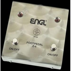 ENGLすべての機種に対応するDual Foot Switch。 アンプの2つの機能のON/OFFを...