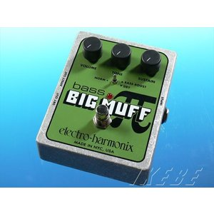Electro Harmonix エレクトロハーモニクス / Bass Big Muff Pi