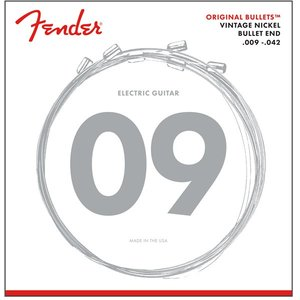 Fender USA / original bullets Electric Guitar Strings 3150L (09-42) (#0733150403)|ikebe