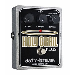 electro-harmonix エレクトロハーモニックス / HOLY GRAIL+ /期間限定新...