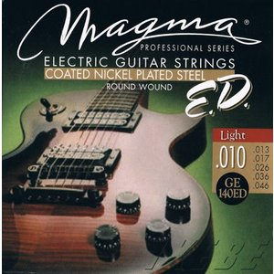 MAGMA STRINGS / EXTENDED LIFE COATED NICKEL PLATED STEEL GE140ED (Light 10-46) エレキギター弦|ikebe