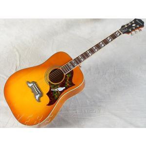 エピフォン アコースティックギター Epiphone / DOVE PRO (Violinburst) (特典付) ikebe