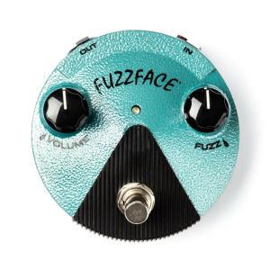ミニ・ヘンドリックスは、Dallas Arbiter社のFuzz Faceを再現し、人気を博したジミ...