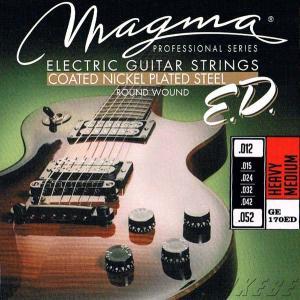 MAGMA STRINGS / EXTENDED LIFE COATED NICKEL PLATED STEEL GE170ED (Heavy Medium 12-52) エレキギター弦|ikebe