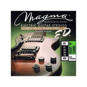 MAGMA STRINGS / EXTENDED LIFE COATED NICKEL PLATED STEEL GE180ED (Heavy