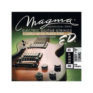 MAGMA STRINGS / EXTENDED LIFE COATED NICKEL PLATED STEEL GE190ED (Heavy +