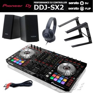 Pioneer DDJ-SX2 + PM0.1 SET A  (期間限定タイムセール特価)|ikebe