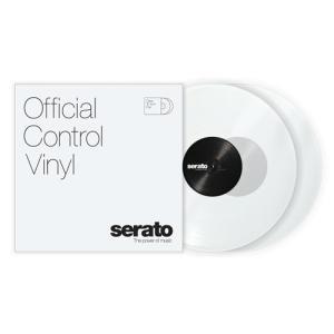 Serato Control Vinyl Performance Series(CLEAR)(2枚セット)|ikebe