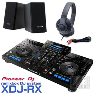 Pioneer DJ (パイオニア) XDJ-RX デジタルDJ スタートSET B (USBフラッシュメモリ16GB×2本プレゼント!)|ikebe