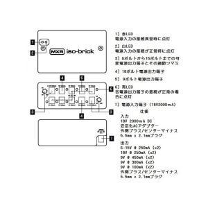MXR / M238 Iso-Brick Power Supply ikebe 03