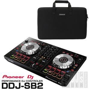 Pioneer DJ DDJ-SB2 + MAGMA CTRL CASE SB2/RB SET|ikebe