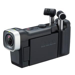 ZOOM Q4n Handy Video Recorder ikebe