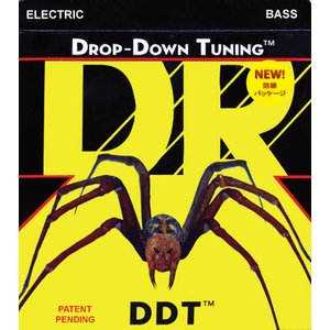 DR / Bass 5-Strings Drop-Down Tuning DDT5-45 ベース弦|ikebe
