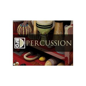 fxpansion BFD3/2 Expansion Pack: Percussion  (BFD専...