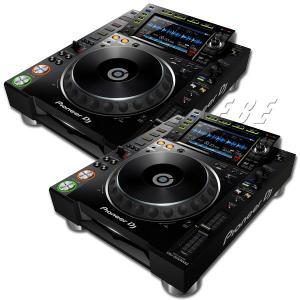 【3大特典プレゼント!】Pioneer DJ CDJ-2000NXS2 TWIN SET