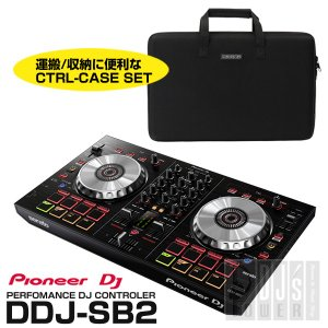 Pioneer DJ DDJ-SB2 + MAGMA CTRL CASE DDJ-SB2 SET|ikebe