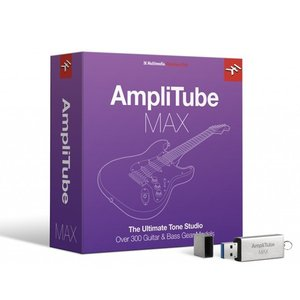 IK Multimedia AmpliTube MAX (期間限定特別価格プロモーション) ikebe