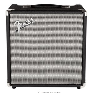 Fender USA / Rumble 25 ベースアンプ ikebe