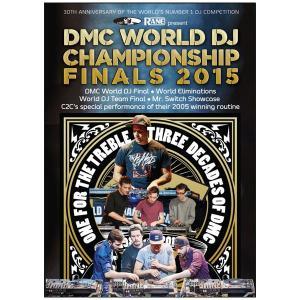 DMC WORLD DJ CHAMPIONSHIP 2015 DVD ikebe
