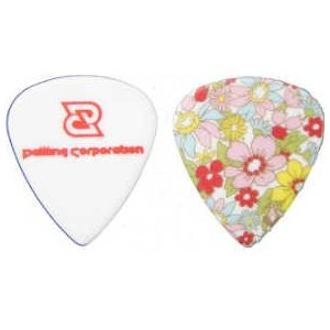 Daiking Corporation / Daiking FLOWER PICK TD (ティアドロップ/1.0mm) x10枚セット|ikebe