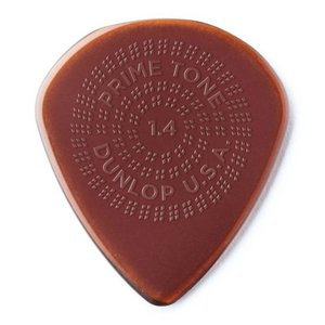 Dunlop (Jim Dunlop) ジム ダンロップ / Primetone Sculpted Plectra PICK With Grip (1.4mm) (Jazz III XL 520P) ×3枚セット|ikebe