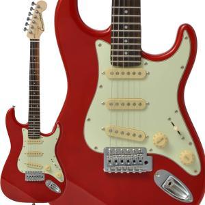 Compact Guitar / CST-60s (CAR/R) 本格派スモールサイズ・エレキギターの決定版!コンパクトギター!