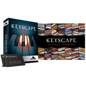 SPECTRASONICS Keyscape (数量限定特価)|ikebe