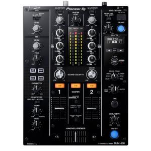 Pioneer DJ( パイオニア ) DJM-450 (高品質 EXFORM製 USBケーブル プレゼント!)|ikebe